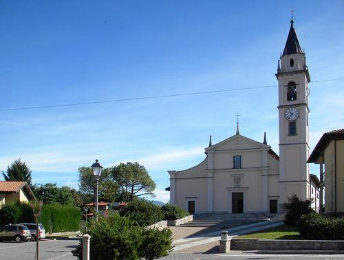 Chiesa di Cadrezzate - S. Margherita